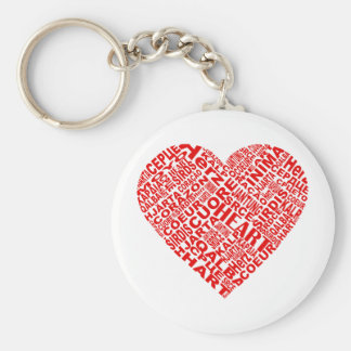 Heart_Words.png Keychain