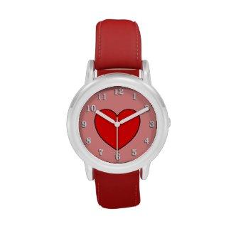 Heart Wristwatches