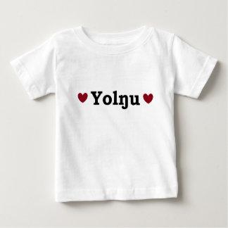 Heart Yolngu Pride Baby Shirt