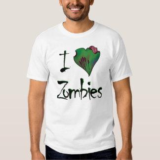Heart Zombies - Light Shirt