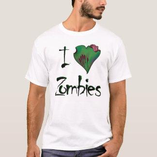 Heart Zombies - Light T-Shirt