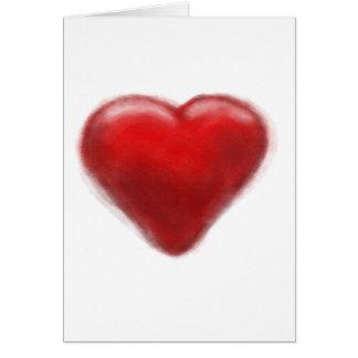 heart zone card