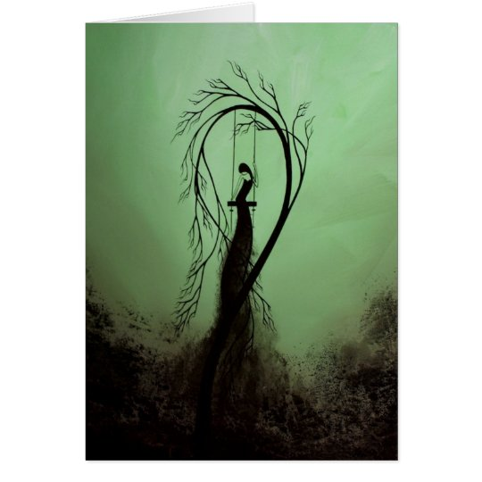 Heartache and Poetry 14... Card