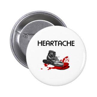 Heartache Pinback Buttons