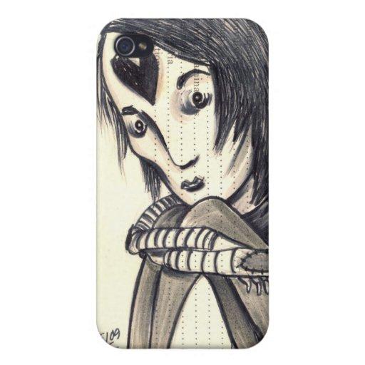 heartache iPhone 4 cases