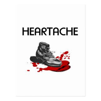 Heartache Postcard