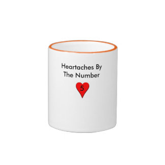Heartaches By The Number Cup