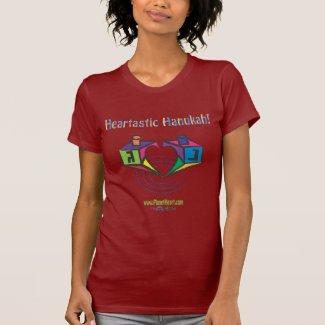 Heartastic Hanukah! shirt