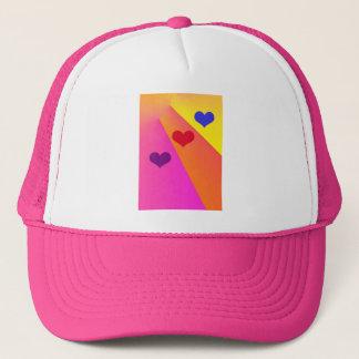 Heartbeams Hat
