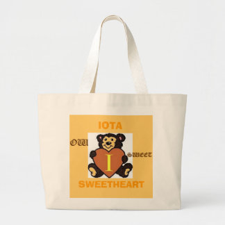 heartbear3, SWEETHEART, IOTA, OW  , SWEET Tote Bag
