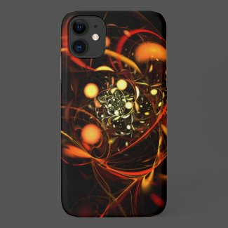 Heartbeat Abstract Art Case-Mate iPhone Case