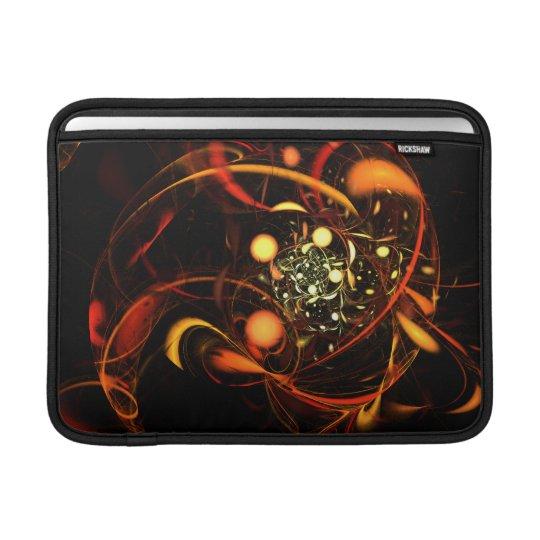 Heartbeat Abstract Art Macbook Air MacBook Sleeve