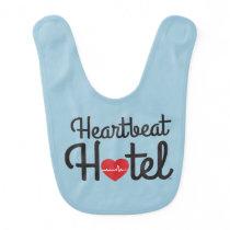 """Heartbeat Hotel"" Bib"