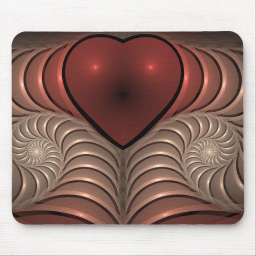 Heartbeat Mouse Pad