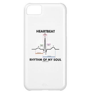 Heartbeat Rhythm Of My Soul Electrocardiogram iPhone 5C Cases
