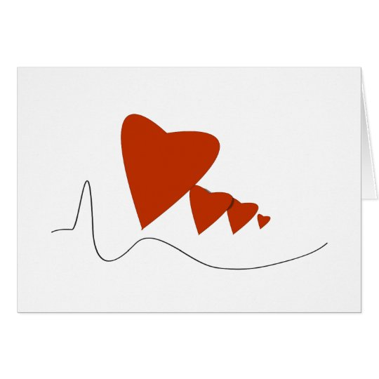 Heartbeats Card