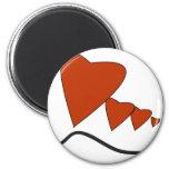 Heartbeats Magnet