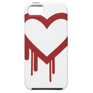 Heartbleed Bug 2014 - High Quality iPhone 5 Covers