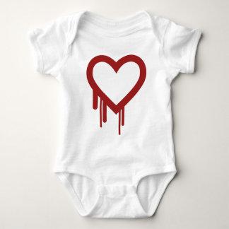 Heartbleed - High Quality Logo Tee Shirts