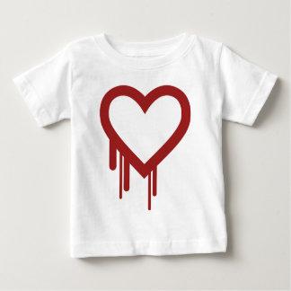 Heartbleed - High Quality Logo Tshirts