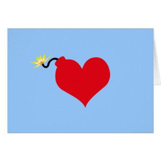 HeartBomb Card