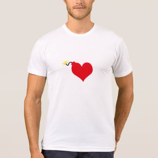HeartBomb Tee Shirt