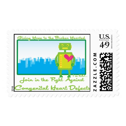 HeartBot Stamps