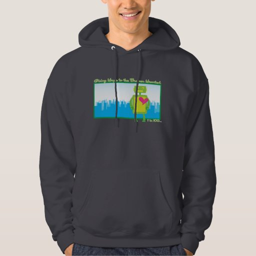 HeartBot Sweatshirt