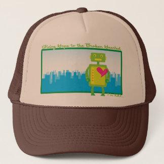 HeartBot Trucker Hat