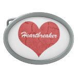 Heartbreaker Belt Buckle