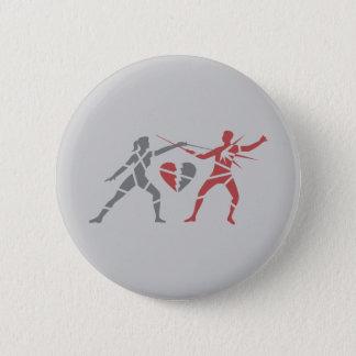 Heartbreaker Fencing Duel Button