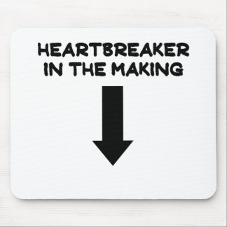 HEARTBREAKER IN THE MAKING.png Mouse Pad