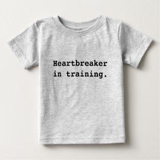 Heartbreaker in training t shirt