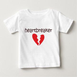 """heartbreaker"" infant t-shirt"