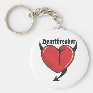 Heartbreaker Keychain