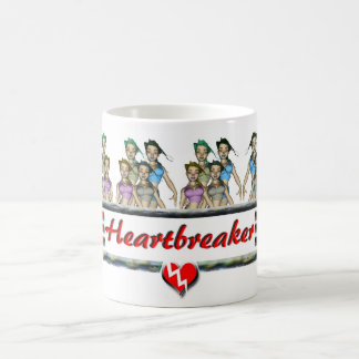 Heartbreaker Logo Coffee Mug