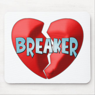 Heartbreaker Mouse Pad