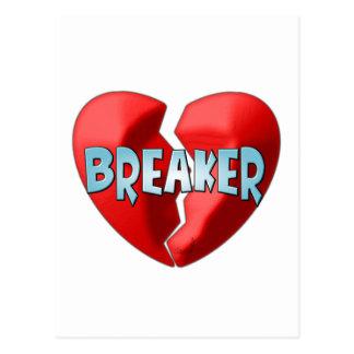 Heartbreaker Postcard