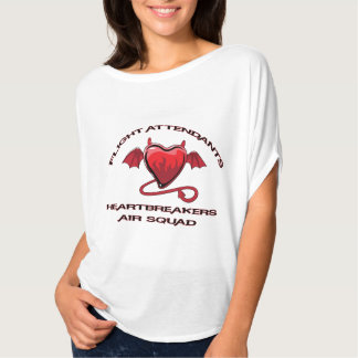 Heartbreakers to air squad 4 T-Shirt
