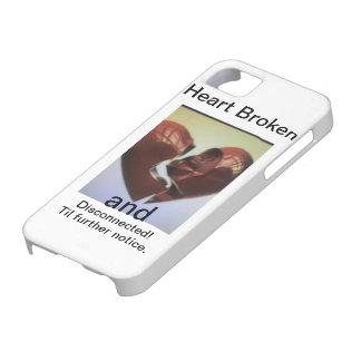 Heartbroken 1phon5 hardshell case