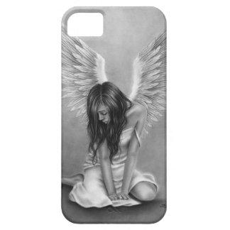 Heartbroken Angel iPhone Cover