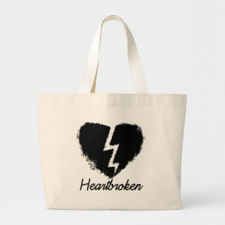 Heartbroken Anti Valentine's Day Bags
