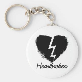 Heartbroken Anti Valentine's Day Key Chains