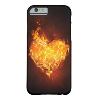Heartburn Barely There Phone Case