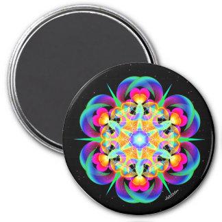 Heartfelt 3 Inch Round Magnet