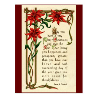 Heartfelt Blessing Postcard