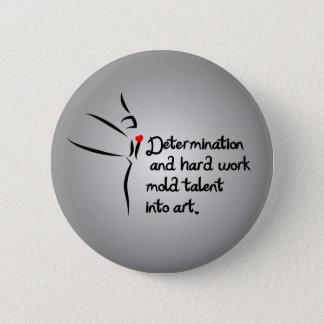 Heartfelt-Determination Dance Button