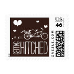 Heartfelt - Getting Hitched - Brown Postage