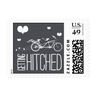 Heartfelt - Getting Hitched - Gray Stamps