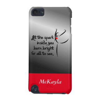 Heartfelt-Let the Spark Dance iPod Touch 5G Cover
